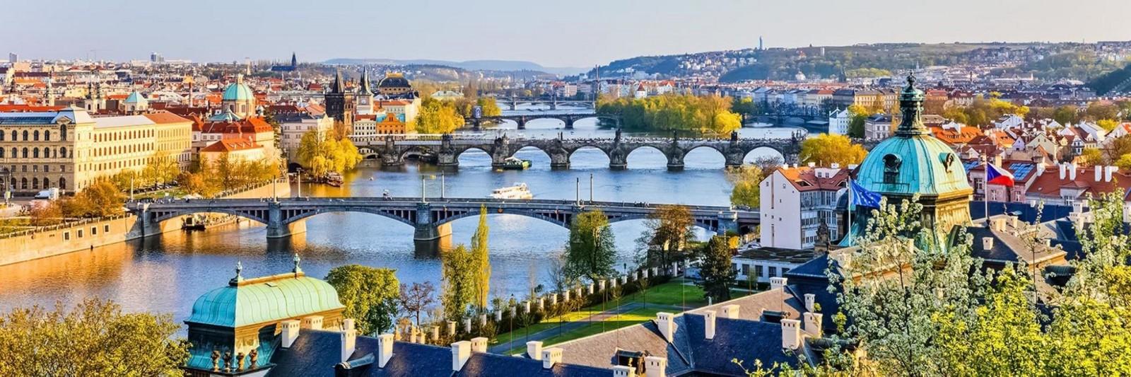 Prague, Czech Republic - Sheet2