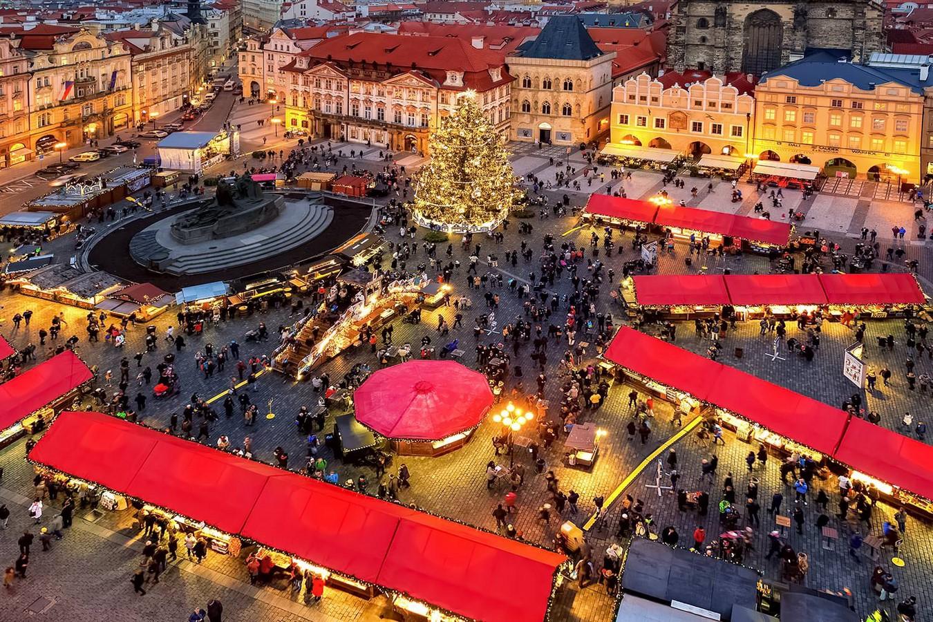 Prague, Czech Republic - Sheet3