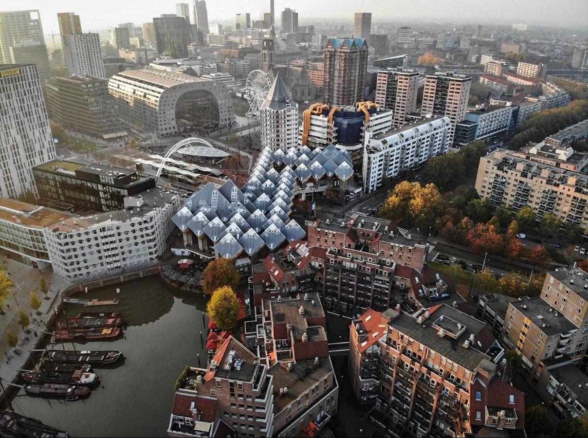 Rotterdam, Netherlands - Sheet2