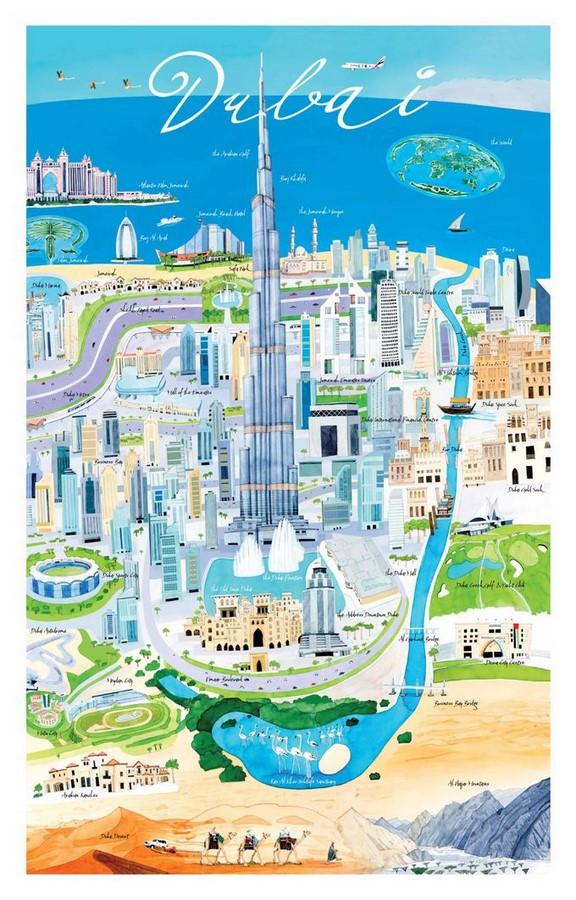 Dubai, UAE - Sheet1