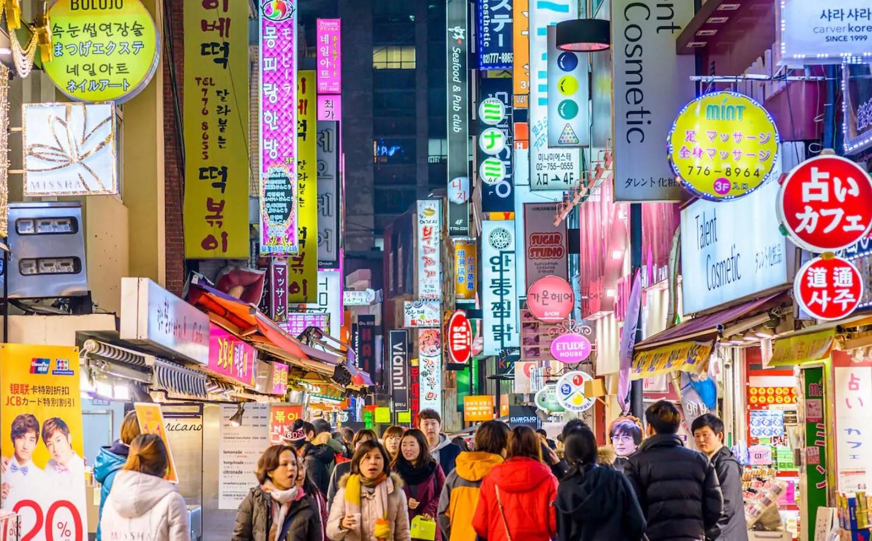 Seoul, South Korea - Sheet3