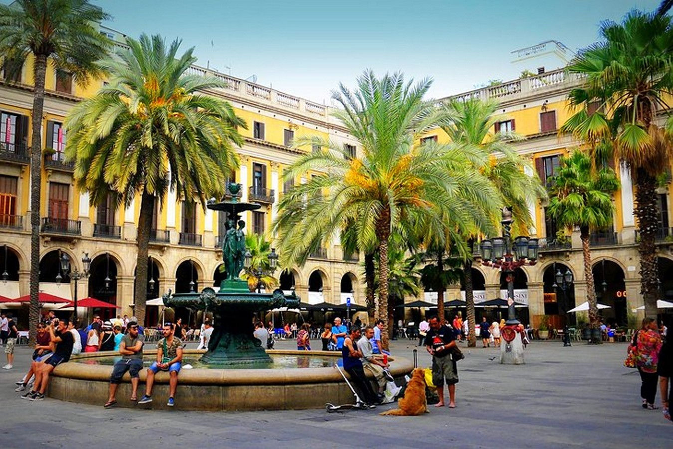 Barcelona, Spain - Sheet3