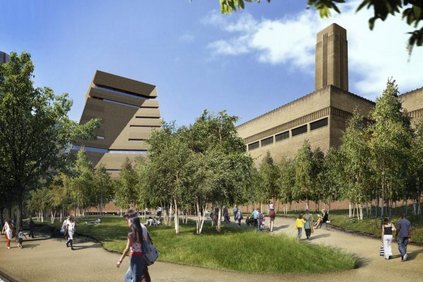 Tate Modern Switch House by Herzog & de Meuron: Model museums of the 21st century - Sheet7
