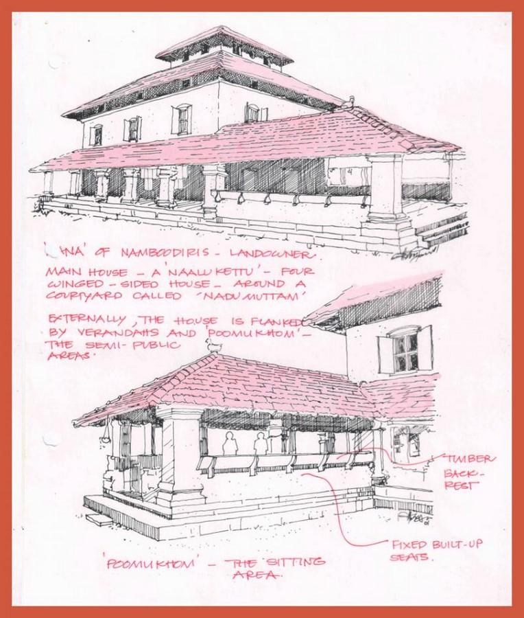 Tharavadu housing of Kerala: A Royal Heritage - Sheet8