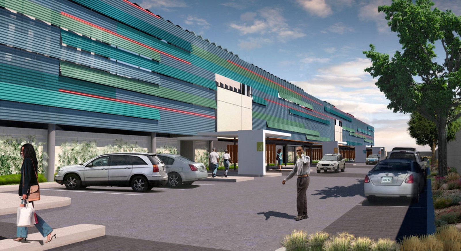 Paisano Green Community Senior Housing by Workshop8: First NetZero, Fossil Fuel Free, LEED Platinum senior housing - Sheet4