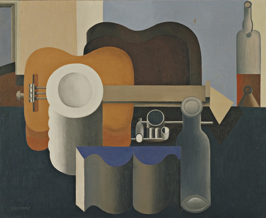 Purism Art Movement: Influenced the French painting and architecture - Sheet5