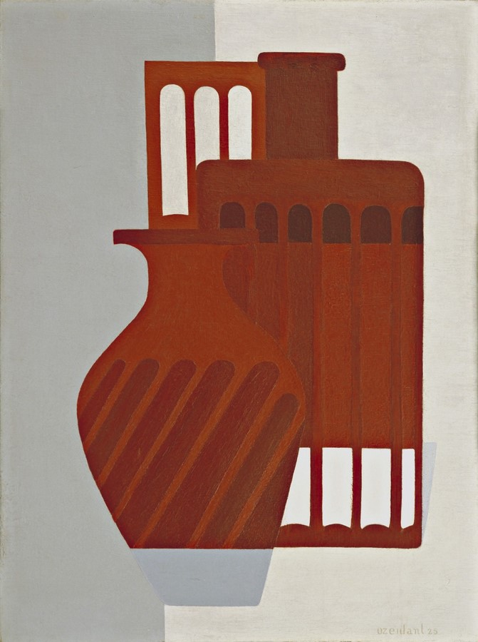 Purism Art Movement: Influenced the French painting and architecture - Sheet6