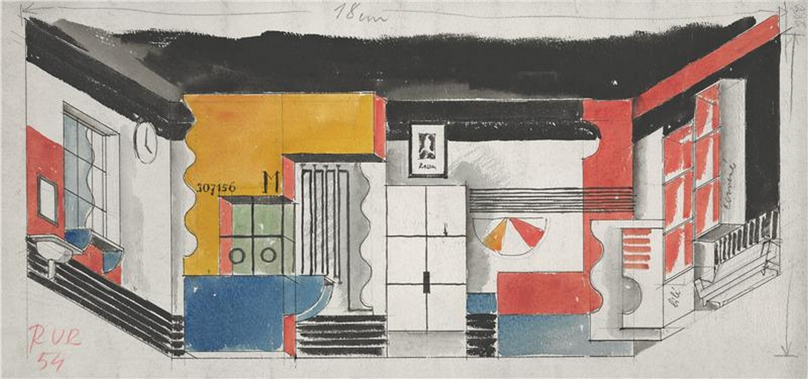 Purism Art Movement: Influenced the French painting and architecture - Sheet9