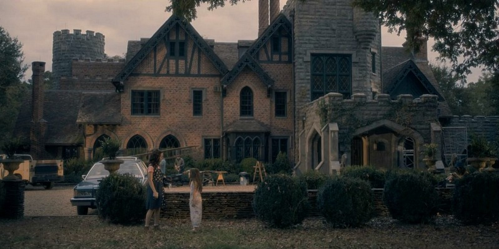 History of the Haunted Houses in Movies Sheet20