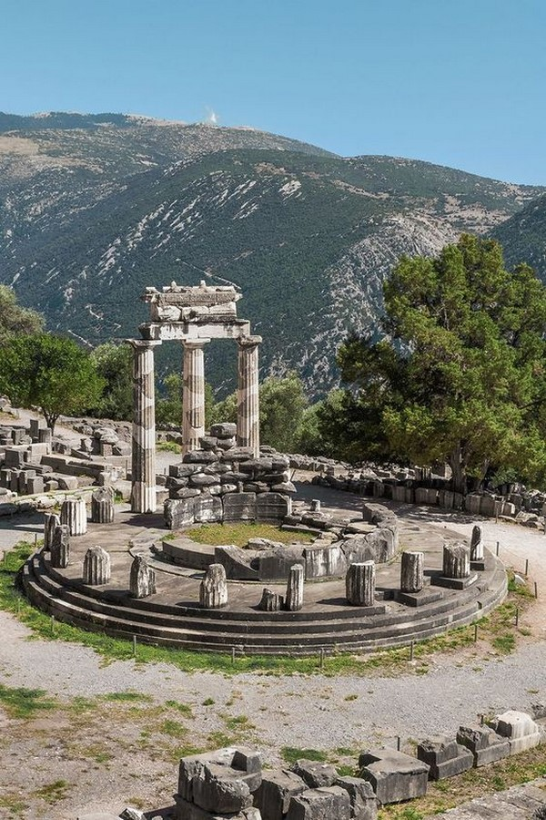 Elements of ancient greek architecture- Sheet12