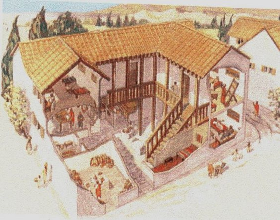 Elements of ancient greek architecture- Sheet3