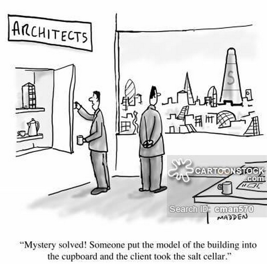 10 Common misconceptions Clients have about Architects - Sheet5