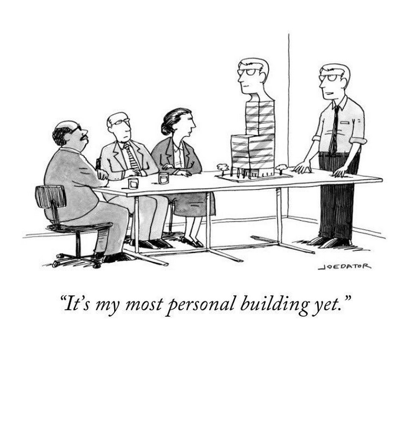 10 Common misconceptions Clients have about Architects - Sheet6