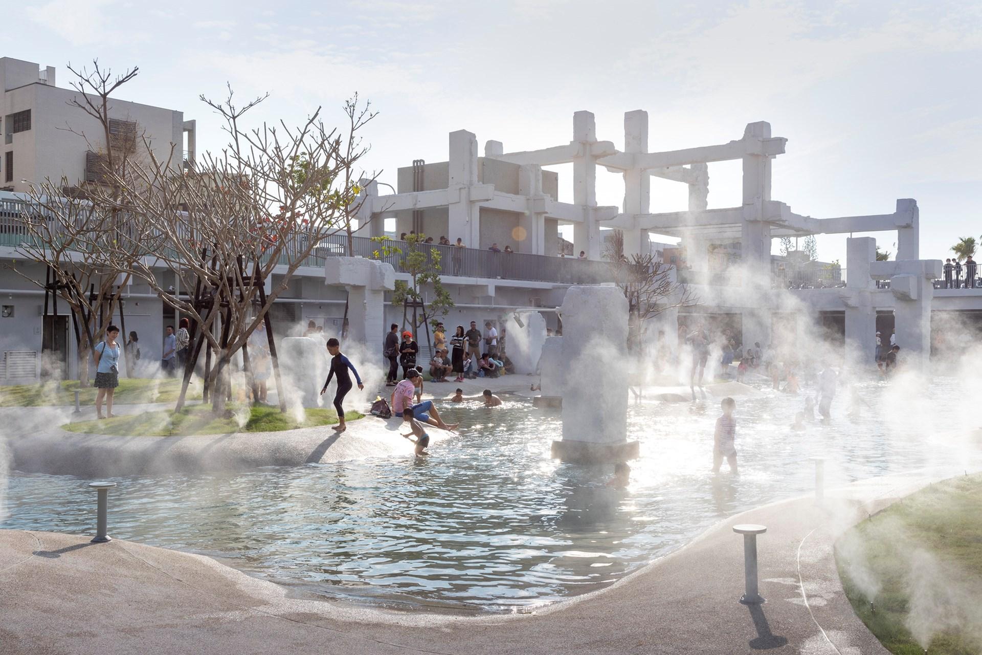Tainan Spring, China, MVRDV Architects - Sheet2