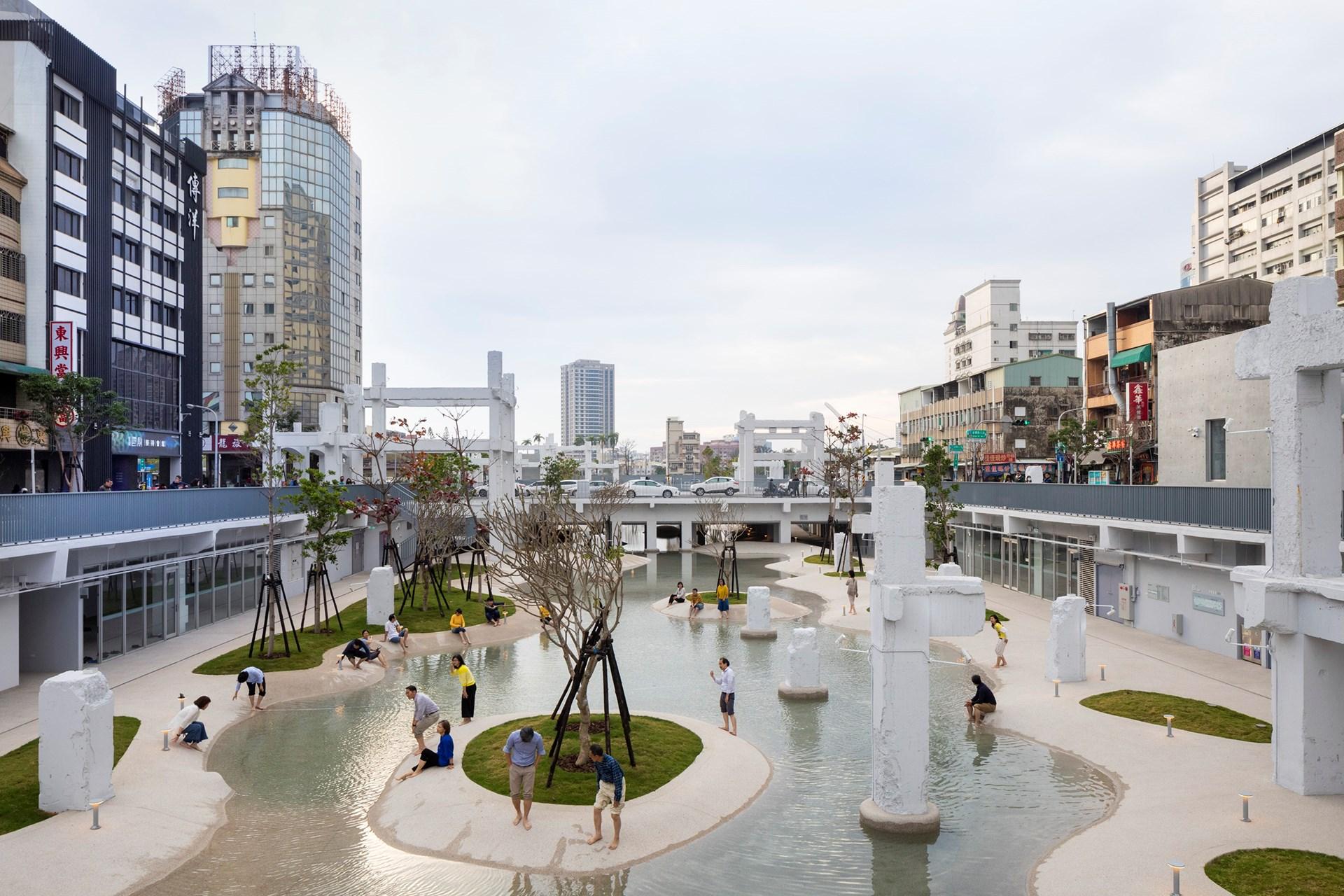 Tainan Spring, China, MVRDV Architects - Sheet4
