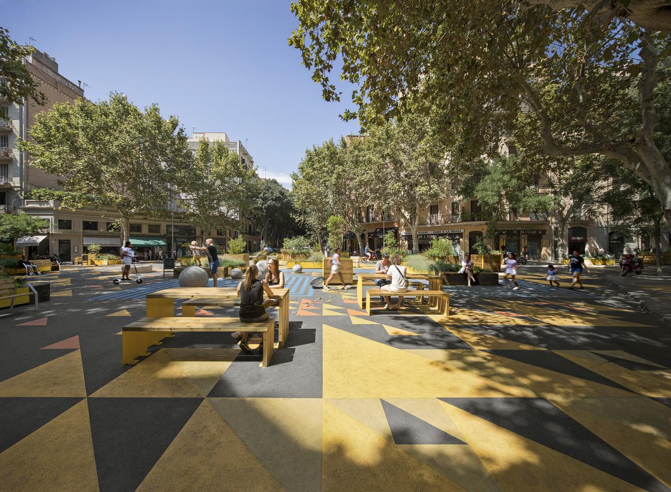 Superblock of Sant Antoni, Barcelona, Leku Studio - Sheet6