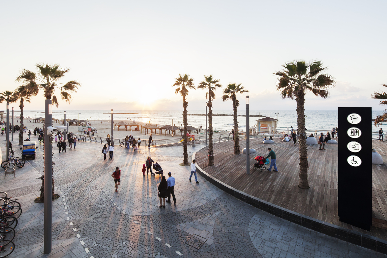 Tel Aviv's Central Promenade Renewal, Tel Aviv, Israel, Mayslist Kassif Architects - Sheet1