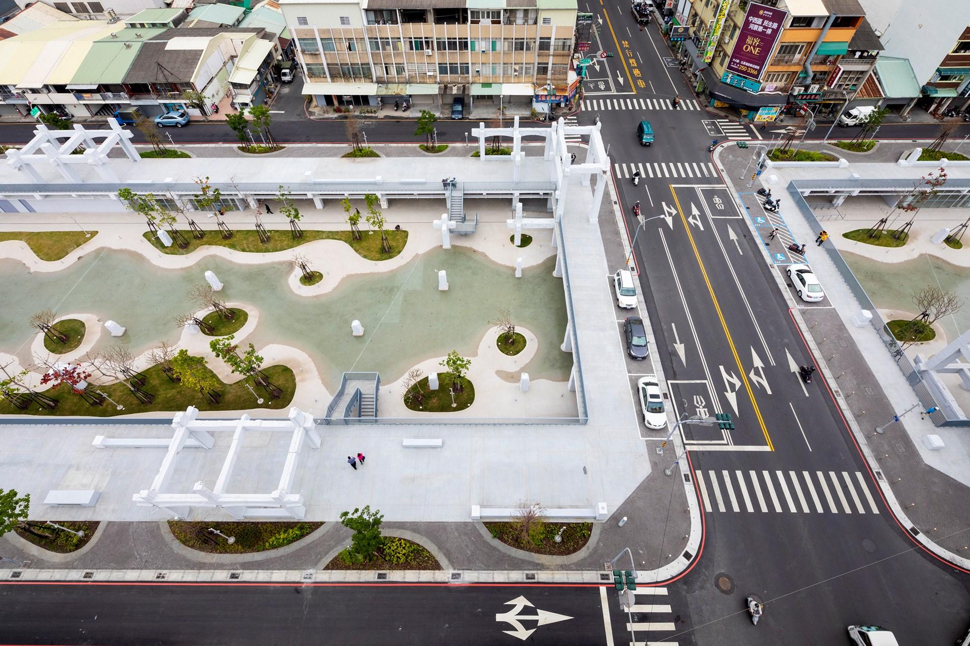 Tainan Spring, China, MVRDV Architects - Sheet5