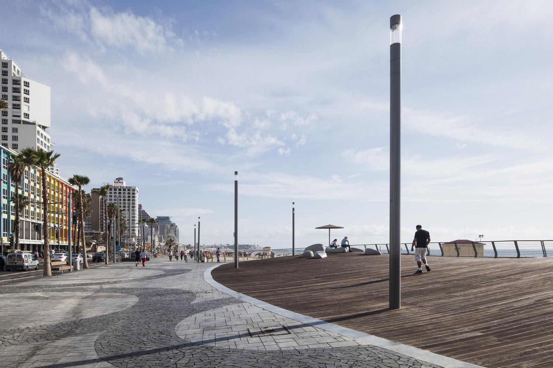 Tel Aviv's Central Promenade Renewal, Tel Aviv, Israel, Mayslist Kassif Architects - Sheet5