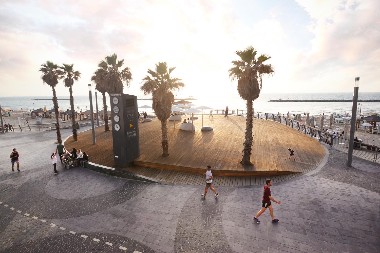 Tel Aviv's Central Promenade Renewal, Tel Aviv, Israel, Mayslist Kassif Architects - Sheet6