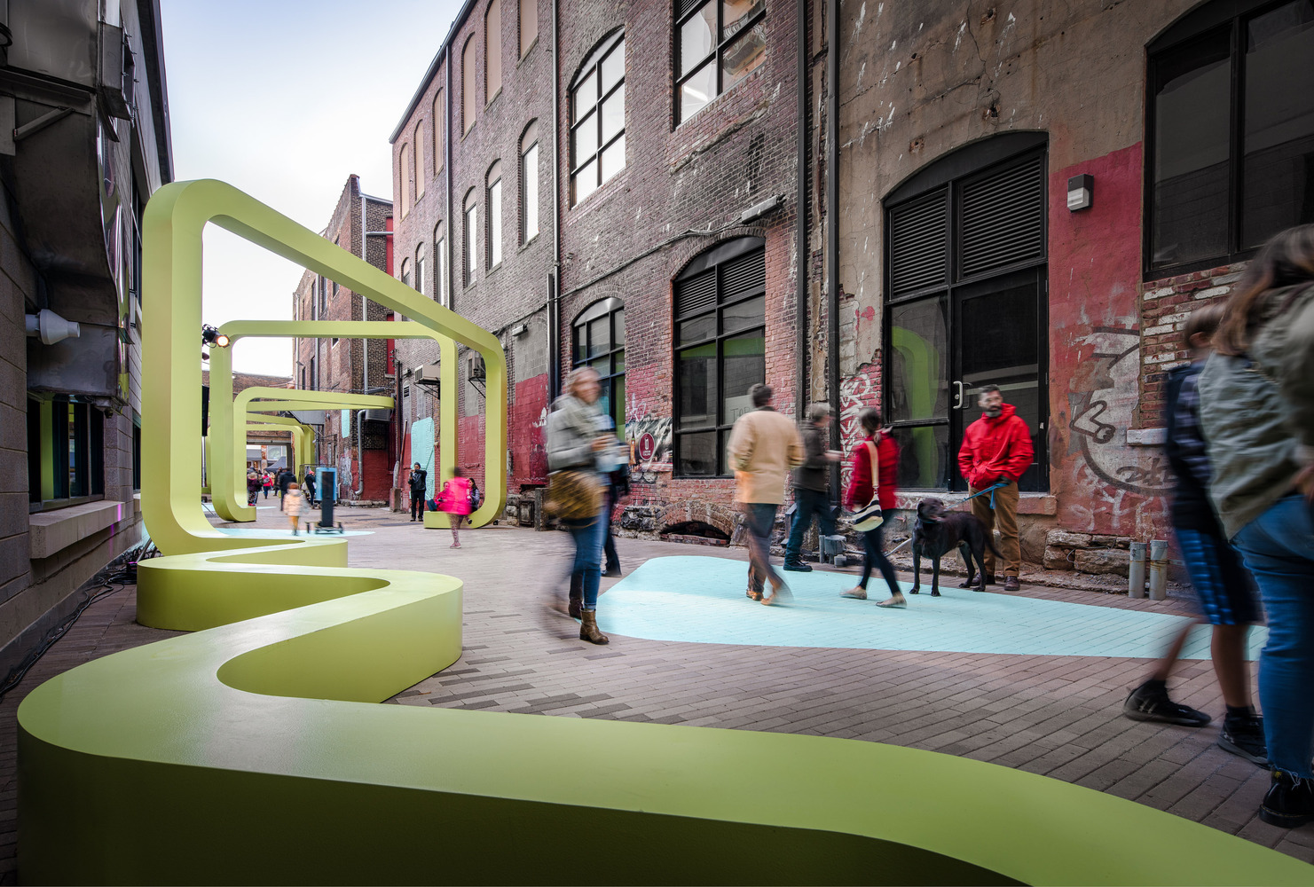 City Thread, SPORTS (Architects), Chattanooga, Tennessee, United States - Sheet1