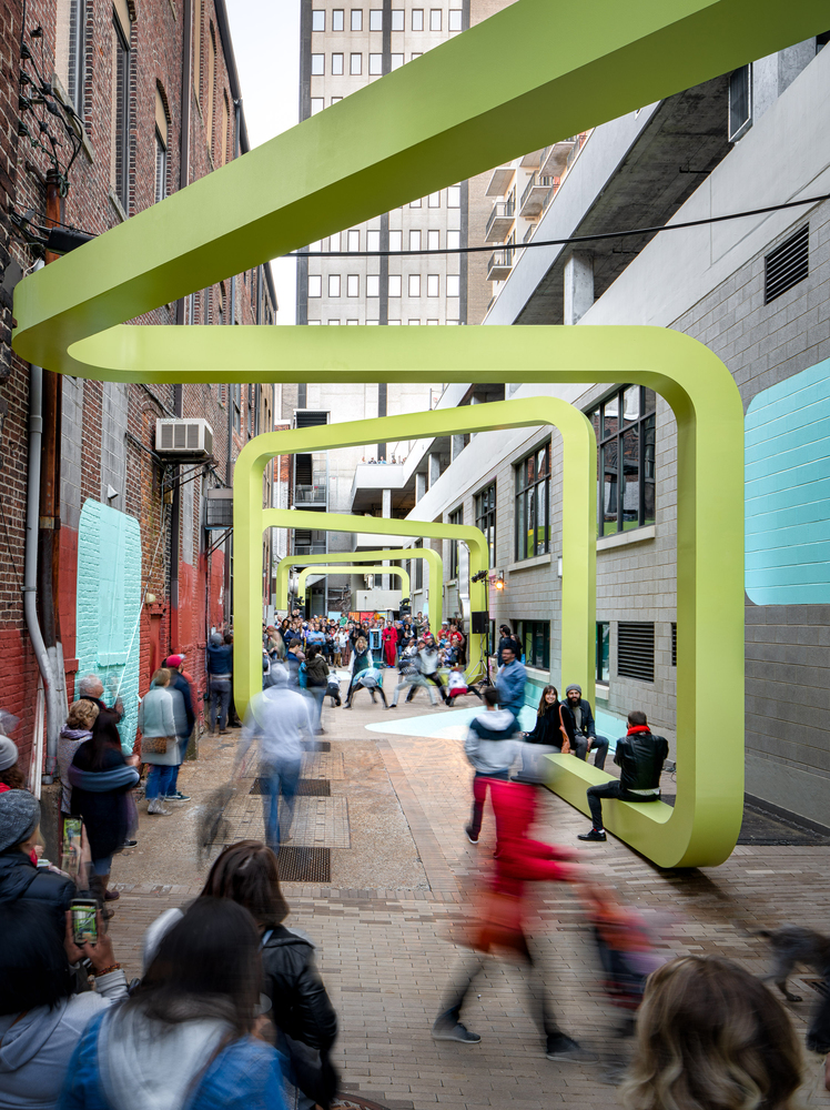 City Thread, SPORTS (Architects), Chattanooga, Tennessee, United States - Sheet5