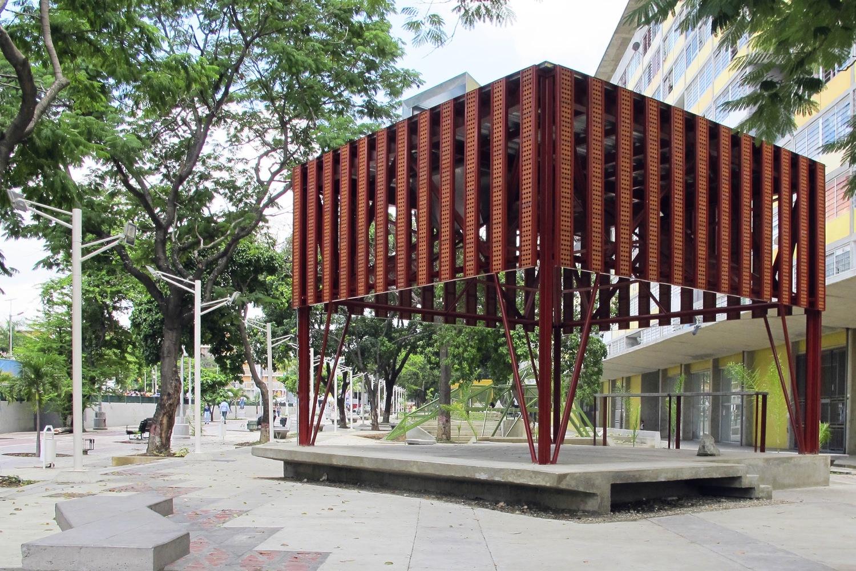 Urban Amenities, Sports Lot, Caracas, Venezuela, Architects- RicardoSanz Sosa and Rodrigo Marin Briceno - Sheet3