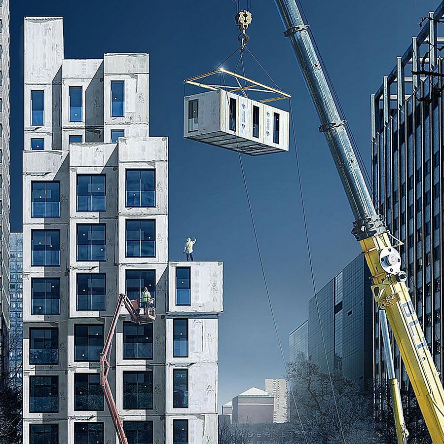 10 Examples of Modular architecture around the world - Sheet3