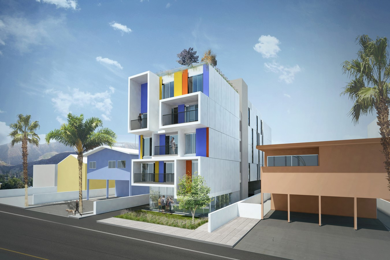 10 Examples of Modular architecture around the world - Sheet9