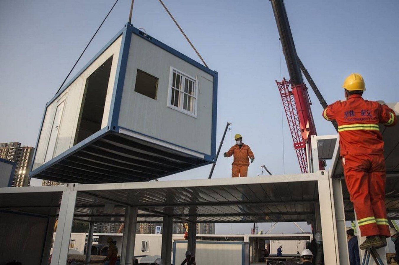 10 Examples of Modular architecture around the world - Sheet5