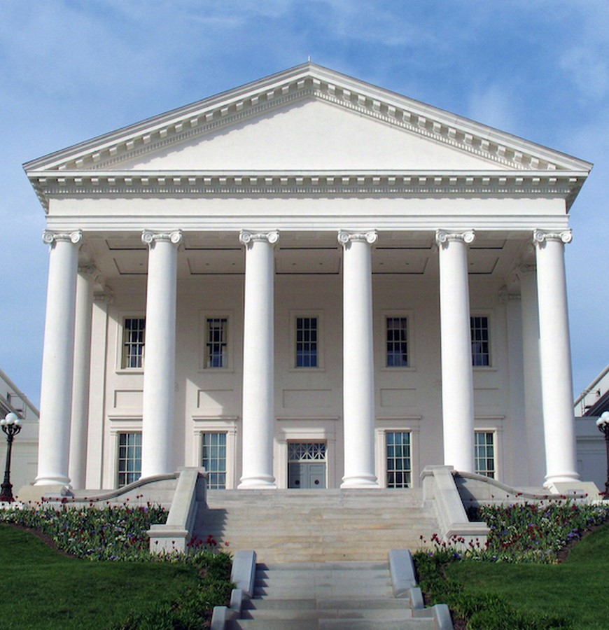 Jeffersonian architecture Aesthetic of French and Italian - Sheet1