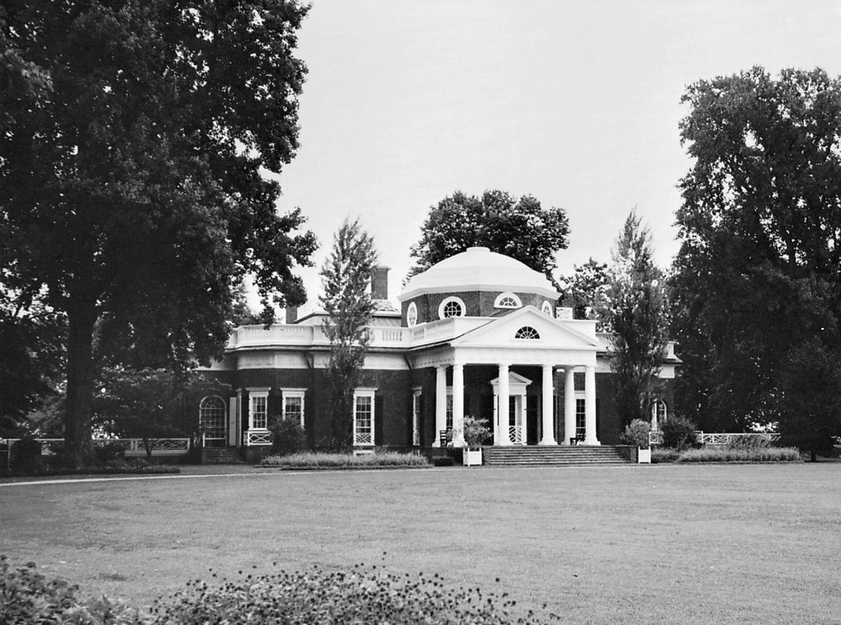 Jeffersonian architecture Aesthetic of French and Italian - Sheet5