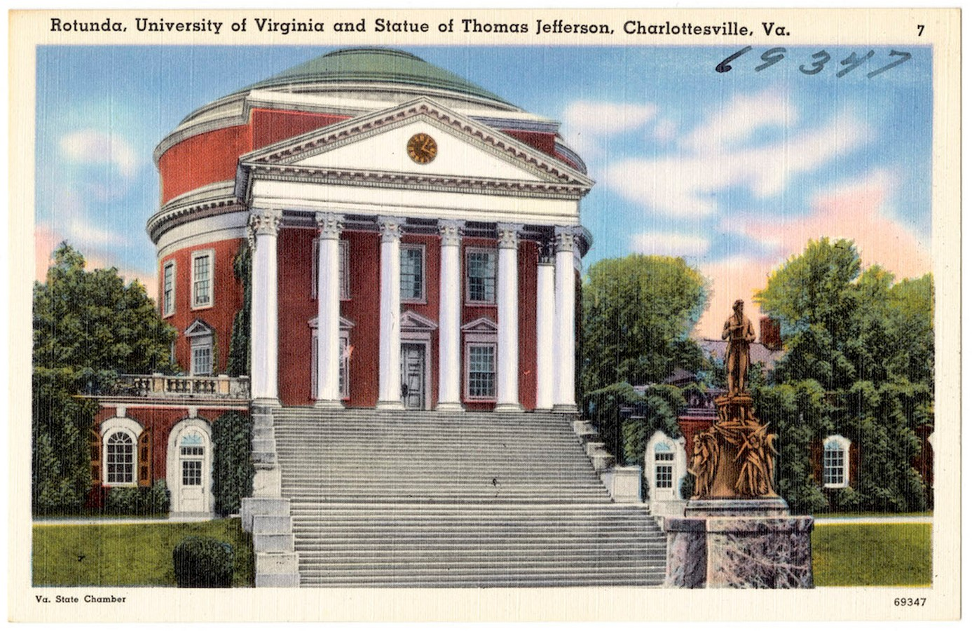 Jeffersonian architecture Aesthetic of French and Italian - Sheet6