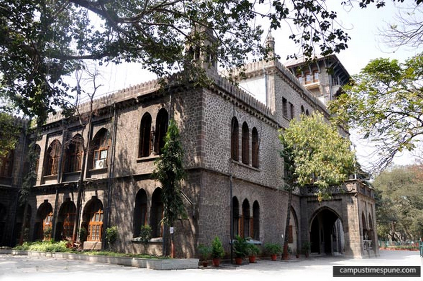 College of Engineering Pune by Christopher Charles Benninger: Simplicity of Form - Sheet2