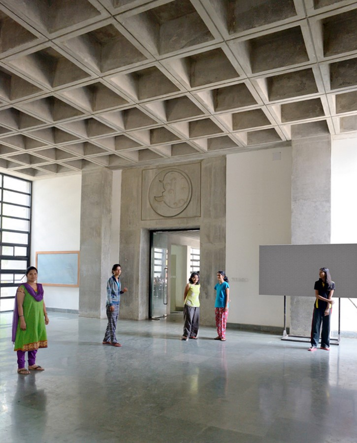 College of Engineering Pune by Christopher Charles Benninger: Simplicity of Form - Sheet6