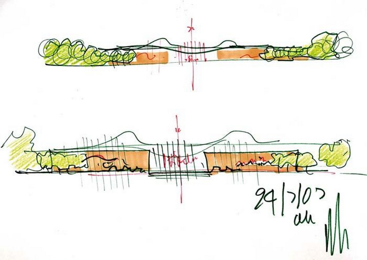 California Academy of Sciences in Golden Gate Park by Renzo Piano: The living roof architecture - Sheet4