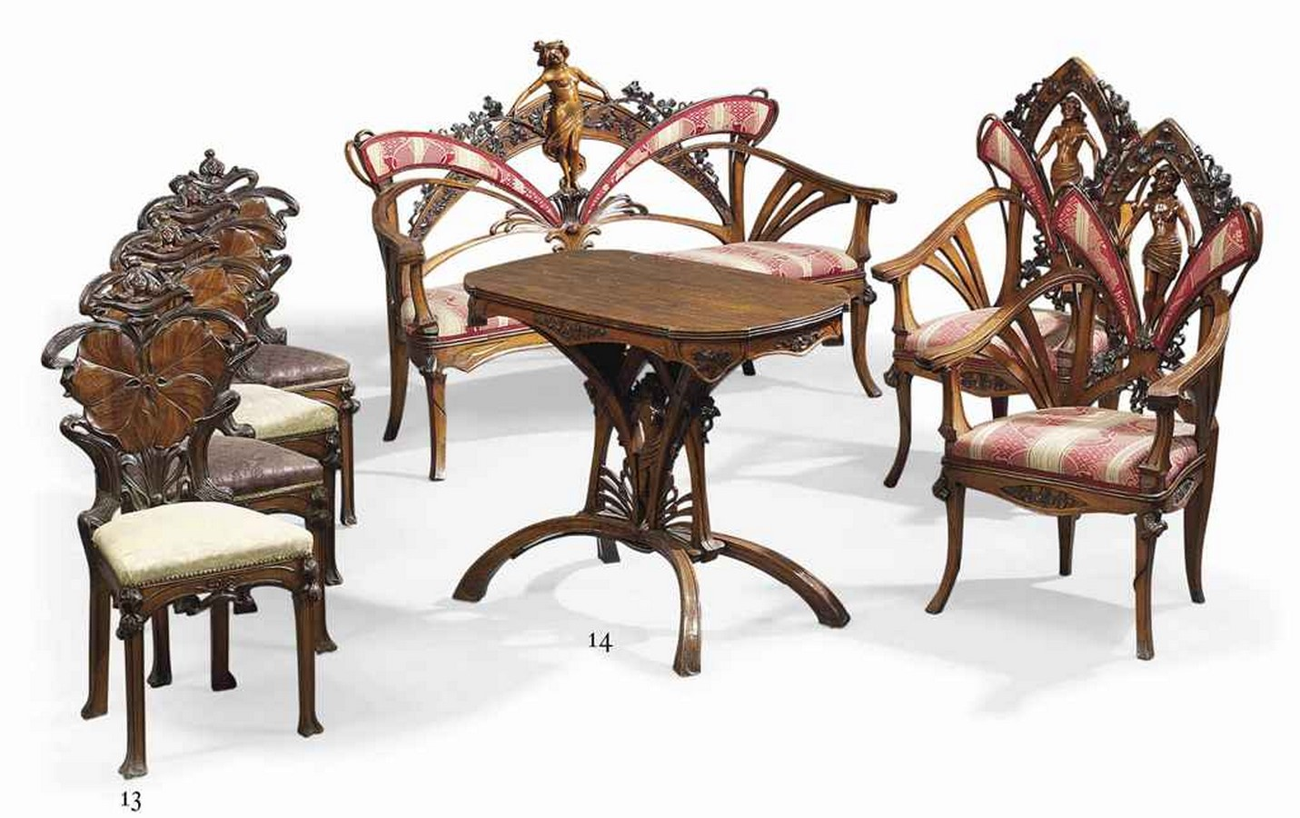 The psychology behind aesthetic value of antique furniture - Sheet6
