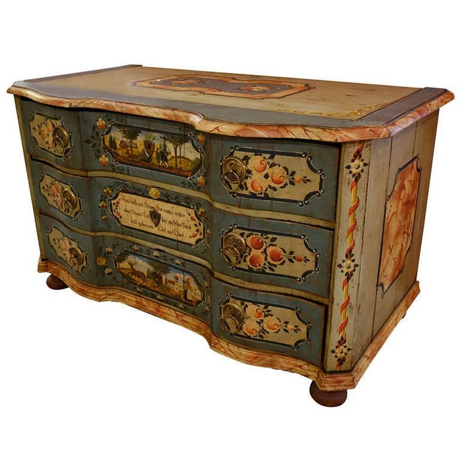 The psychology behind aesthetic value of antique furniture - Sheet8