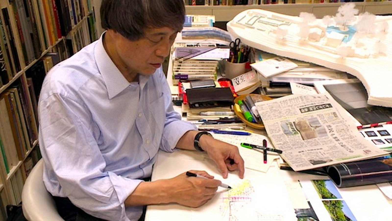 Documentary for Architects: Tadao Ando: From Emptiness to Infinity- 2013 - Sheet4