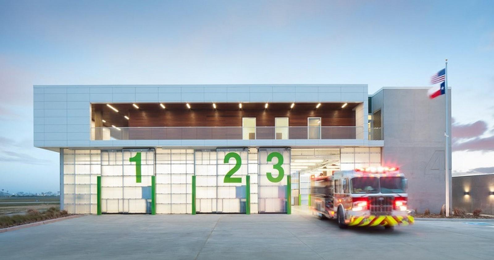 Galveston Fire Station - Sheet1