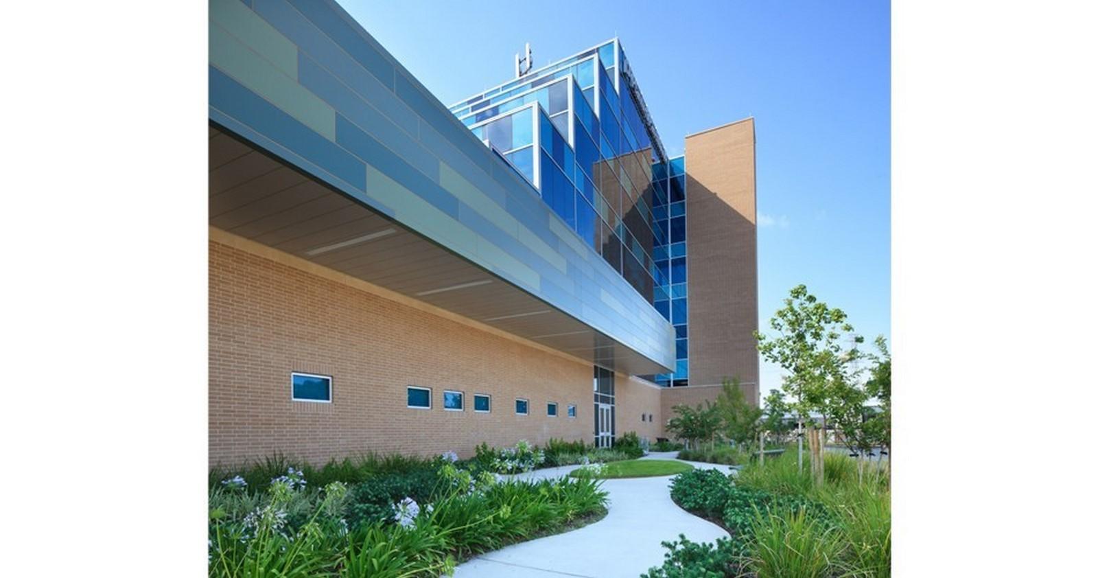 I-45 Medical Office Building - Sheet3