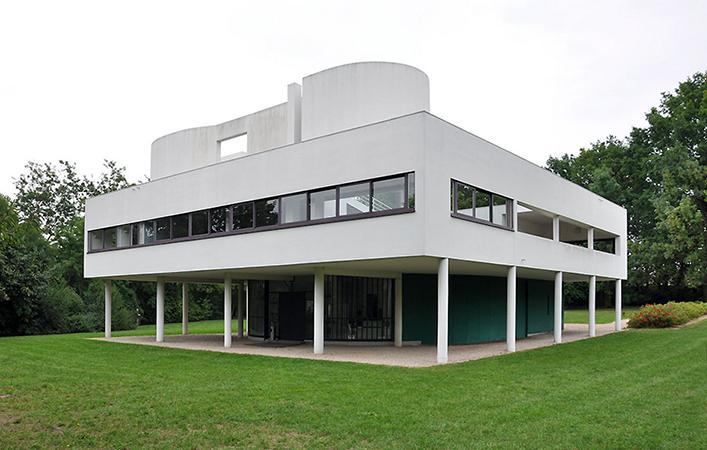Villa Savoye - Sheet1