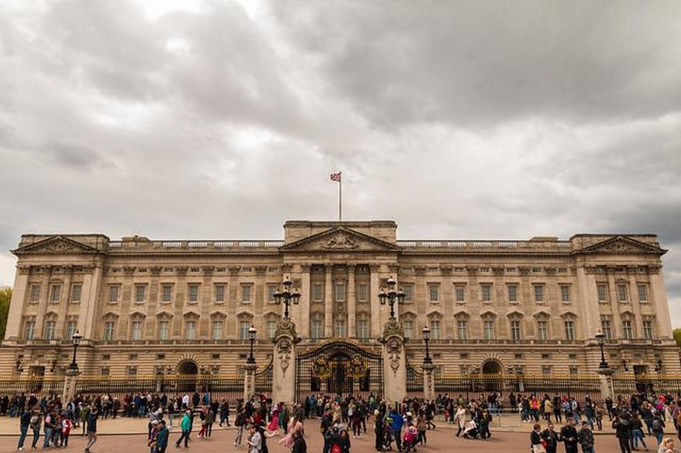 Buckingham palace - Sheet1