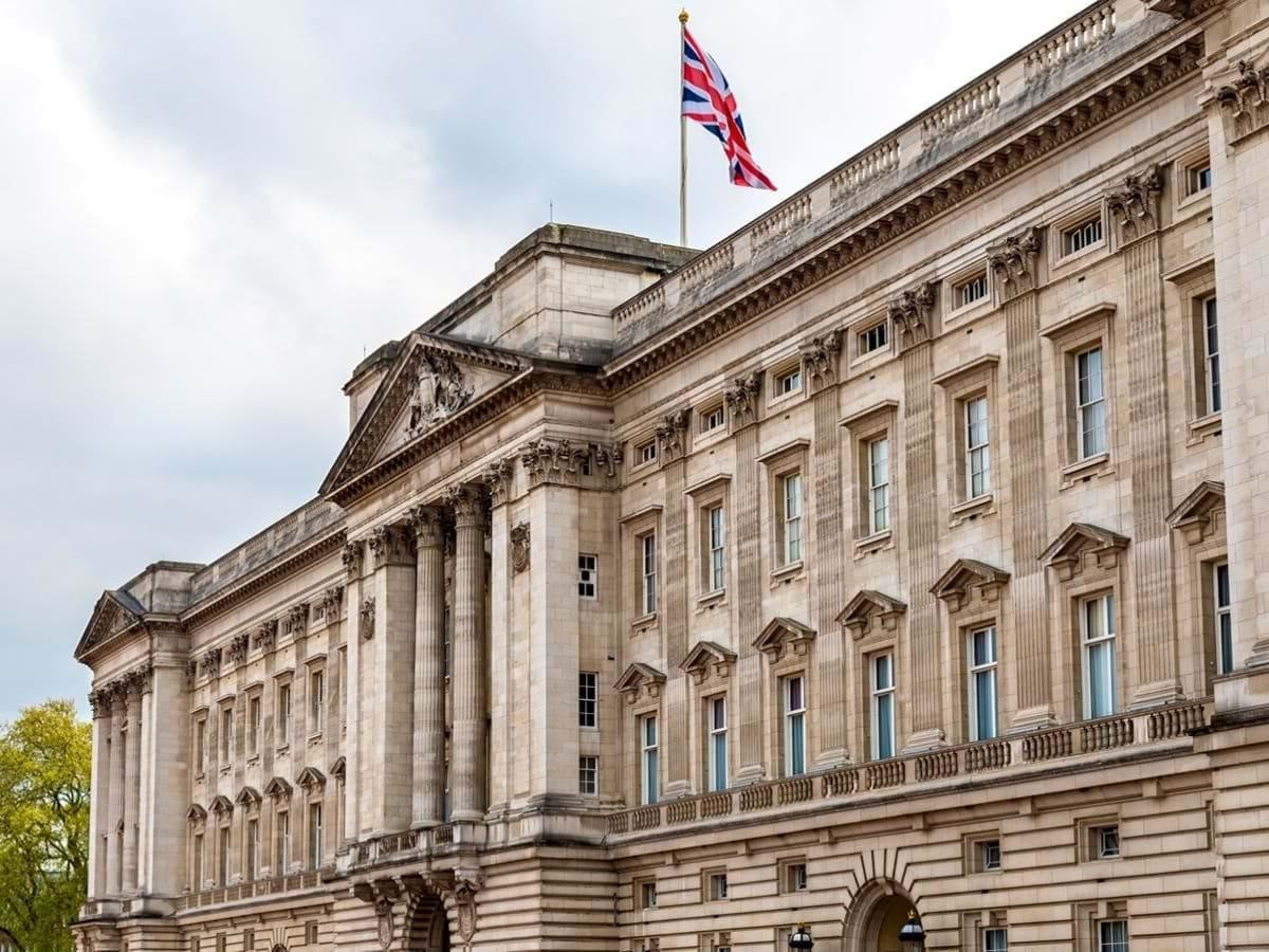 Buckingham palace - Sheet3