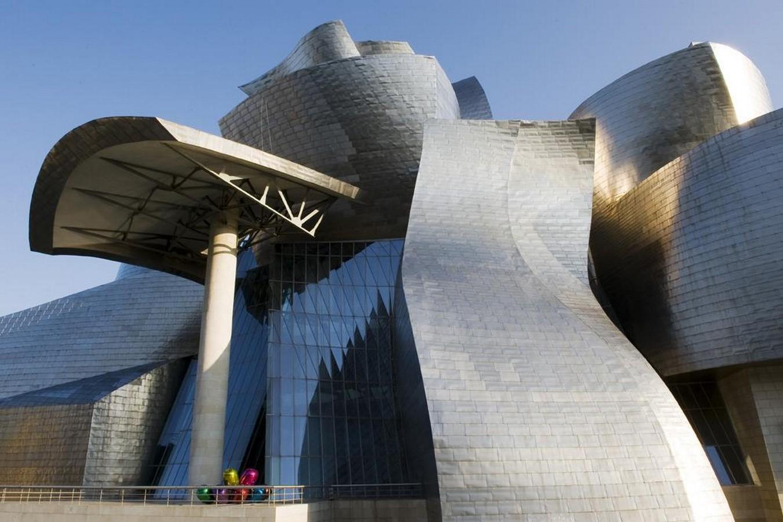 Guggenheim museum - Sheet2