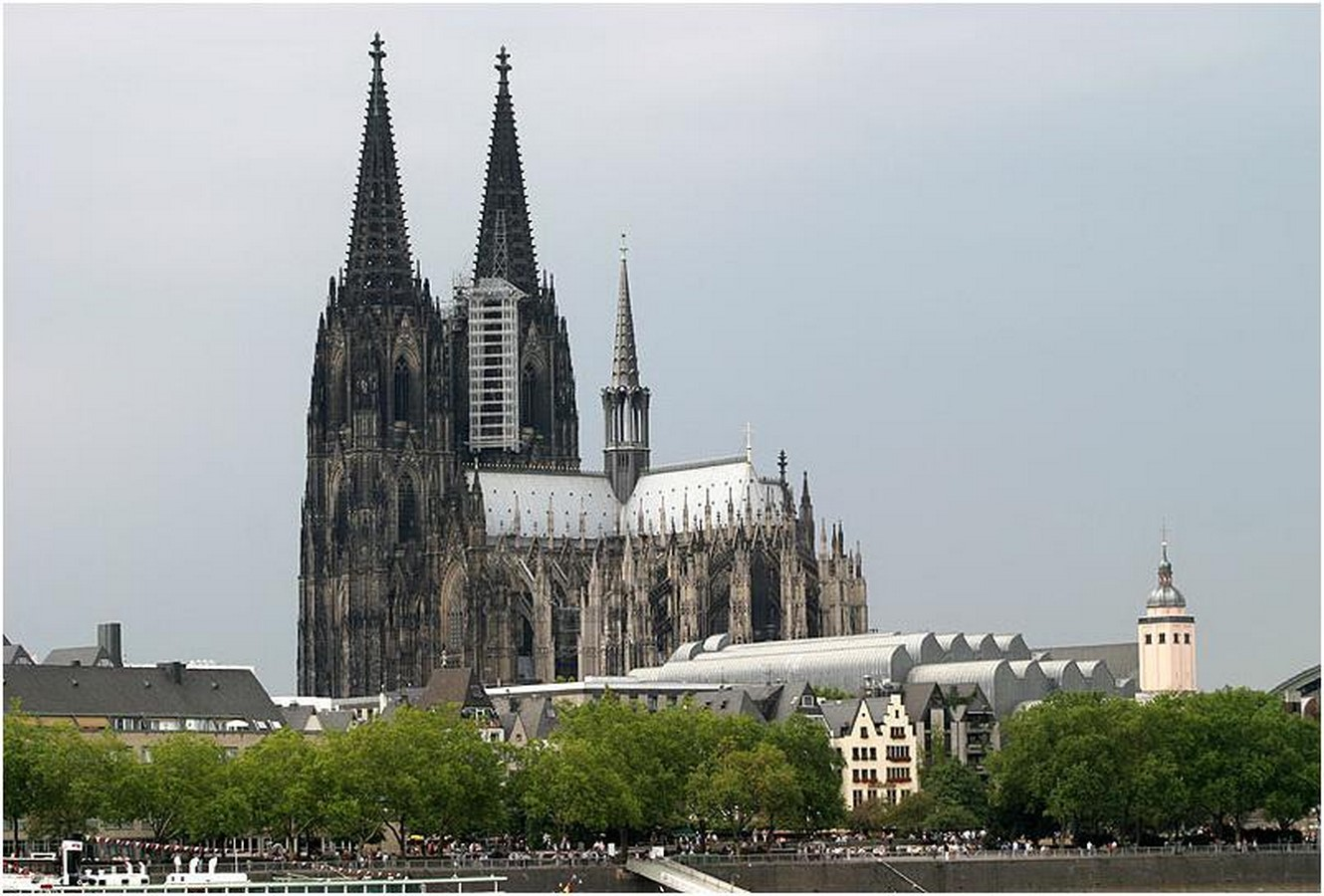 Cologne cathedral - Sheet1
