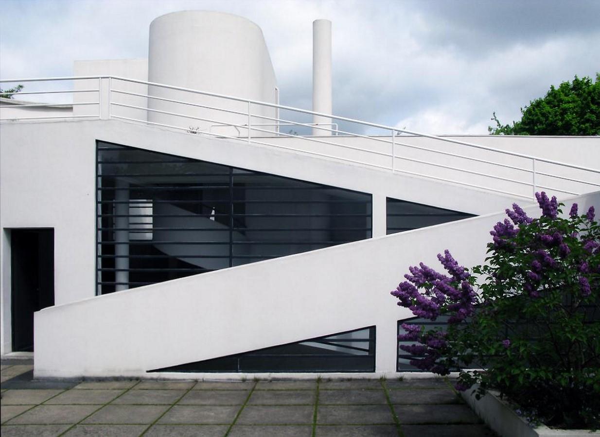 Villa Savoye - Sheet2