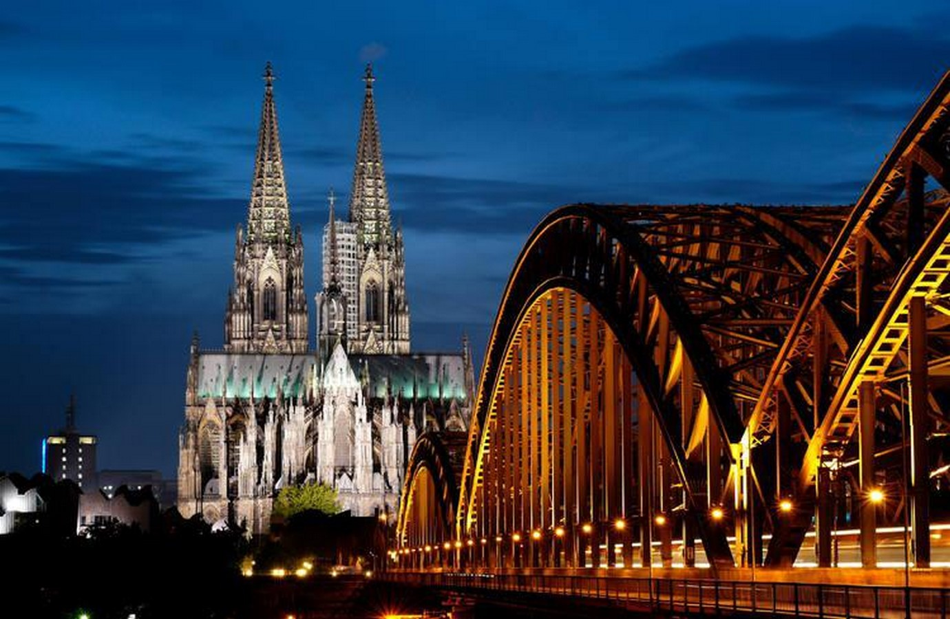 Cologne cathedral - Sheet2