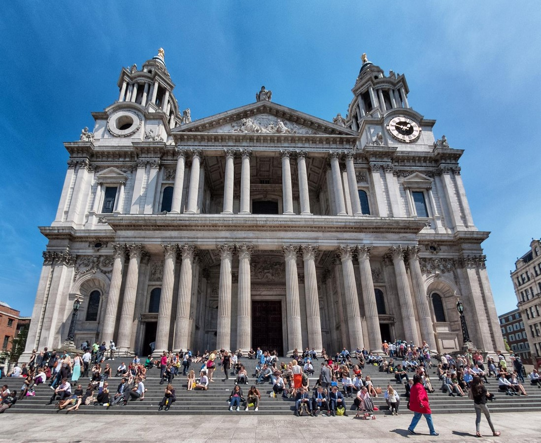 St. Paul's Cathedral - Sheet1