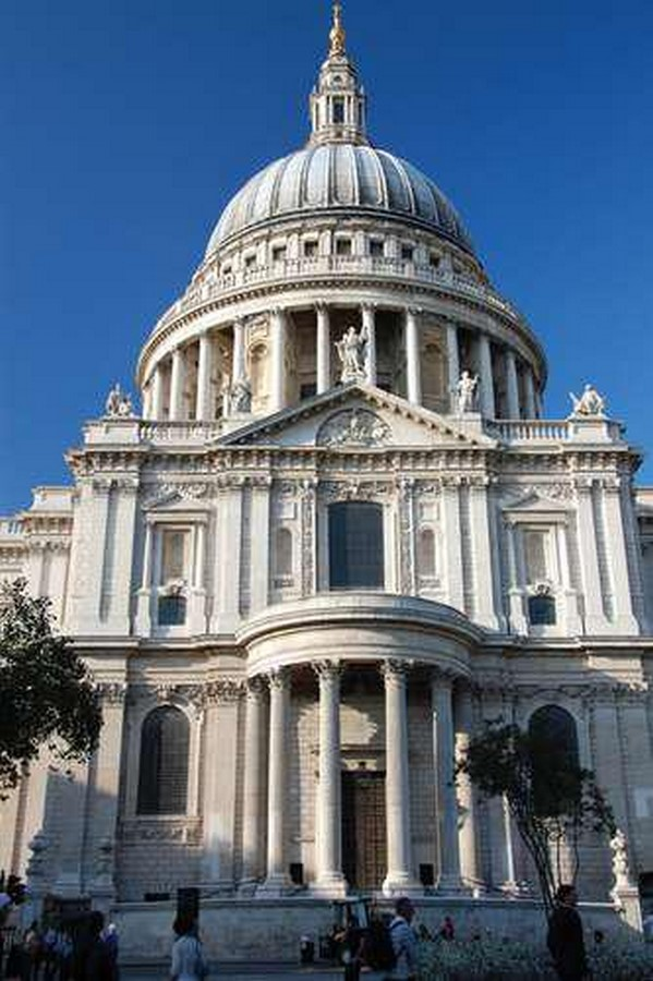 St. Paul's Cathedral - Sheet2
